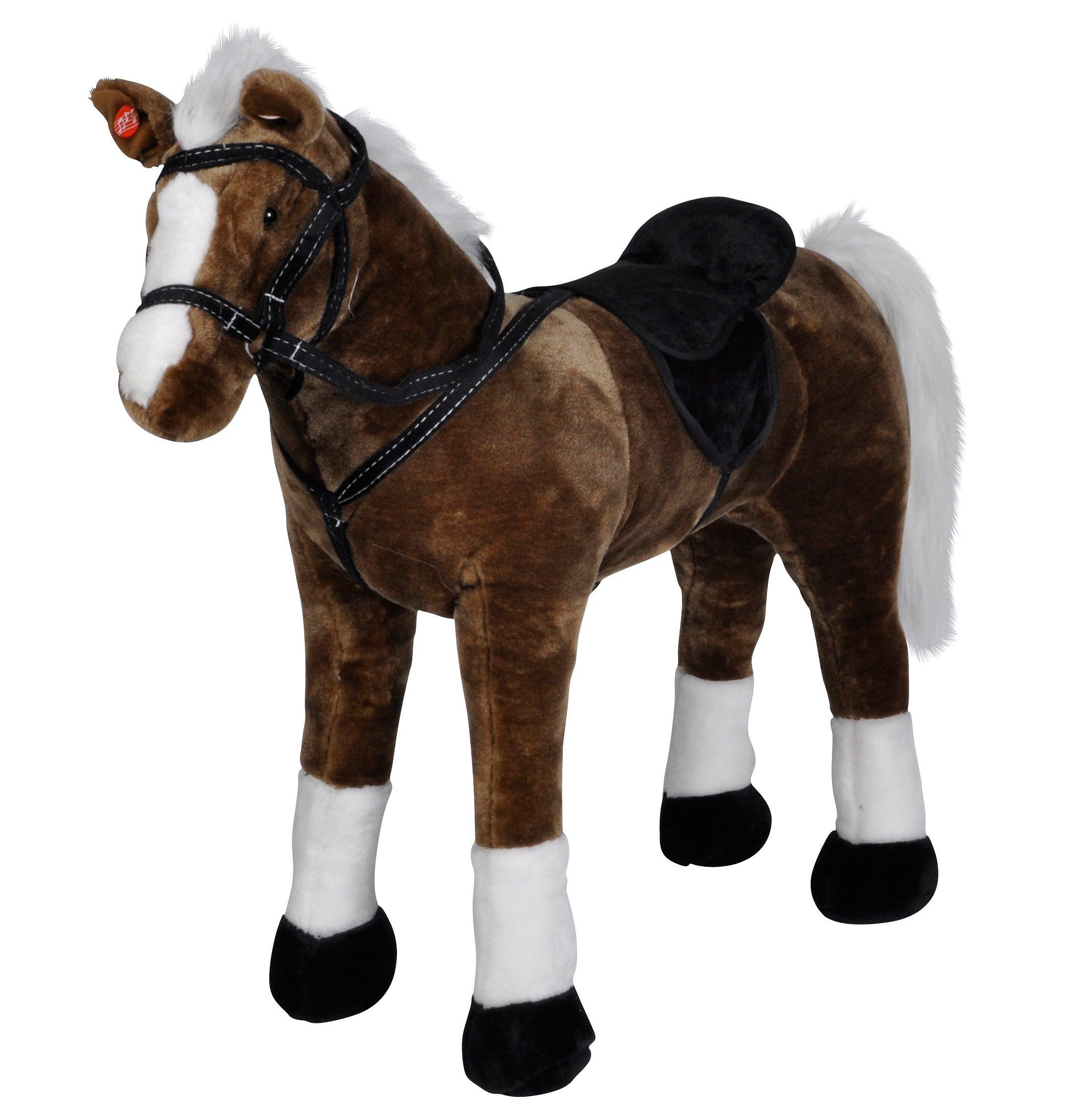 knorr toys Standpferd mit Sound, »Olaf«