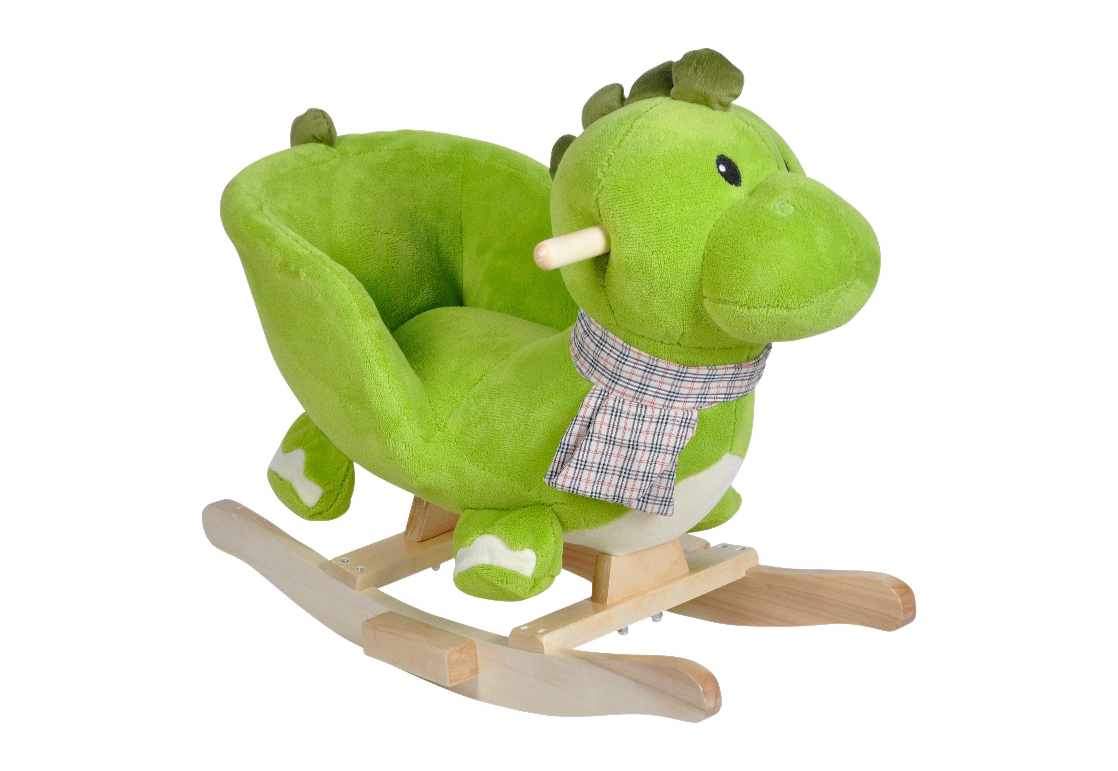 knorr toys Schaukeltier mit Sound, »Dino Olaf«