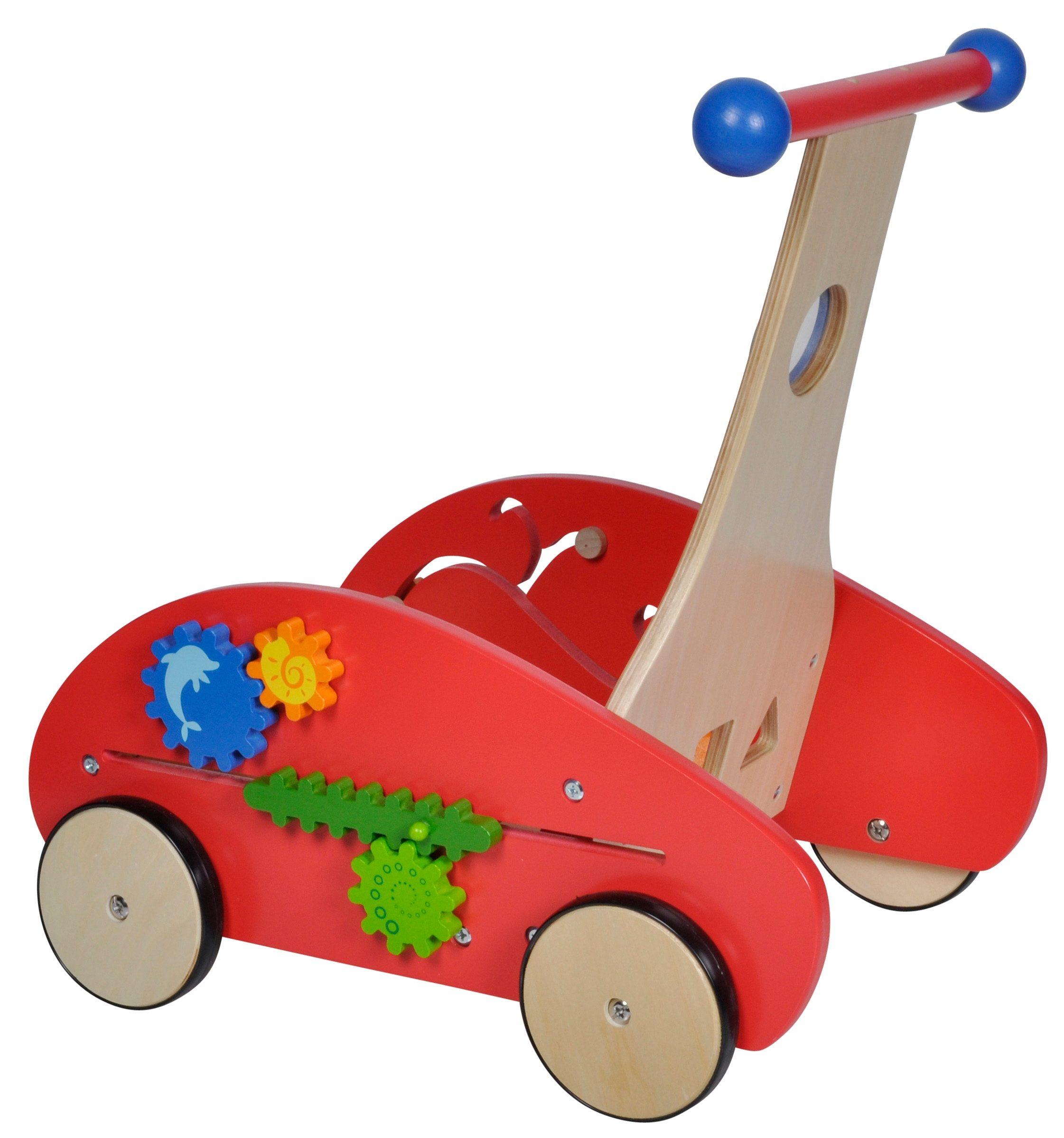 knorr toys Lauflernhilfe, »Flitzer Felix«