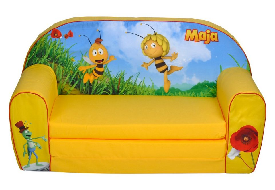 knorr toys kindersofa biene maja online kaufen otto. Black Bedroom Furniture Sets. Home Design Ideas