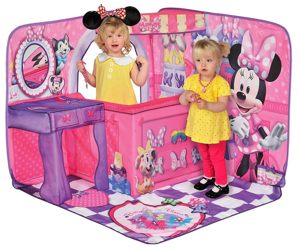 knorr toys 3D Spielkulisse, »Minnie Mouse«