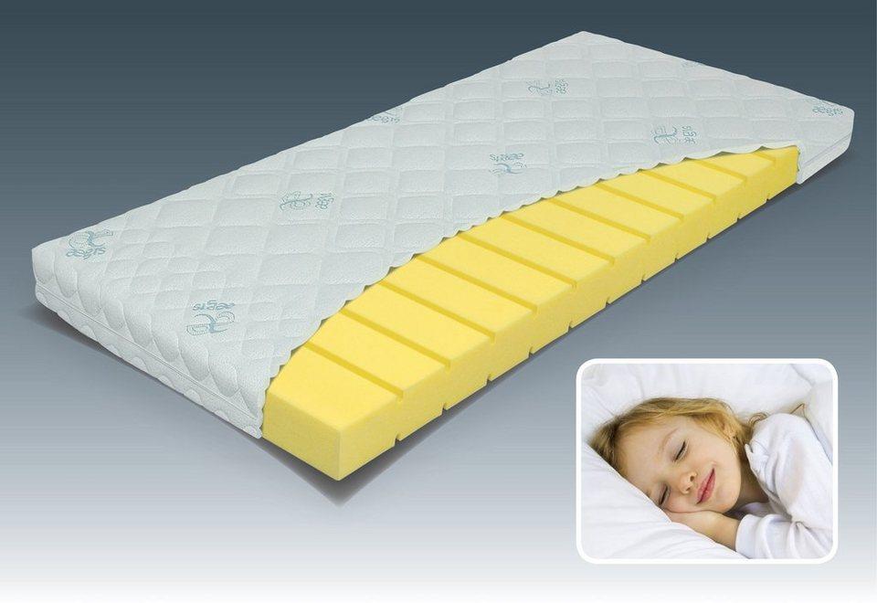 matratze f r babys kleinkinder baby hrc materasso online kaufen otto. Black Bedroom Furniture Sets. Home Design Ideas
