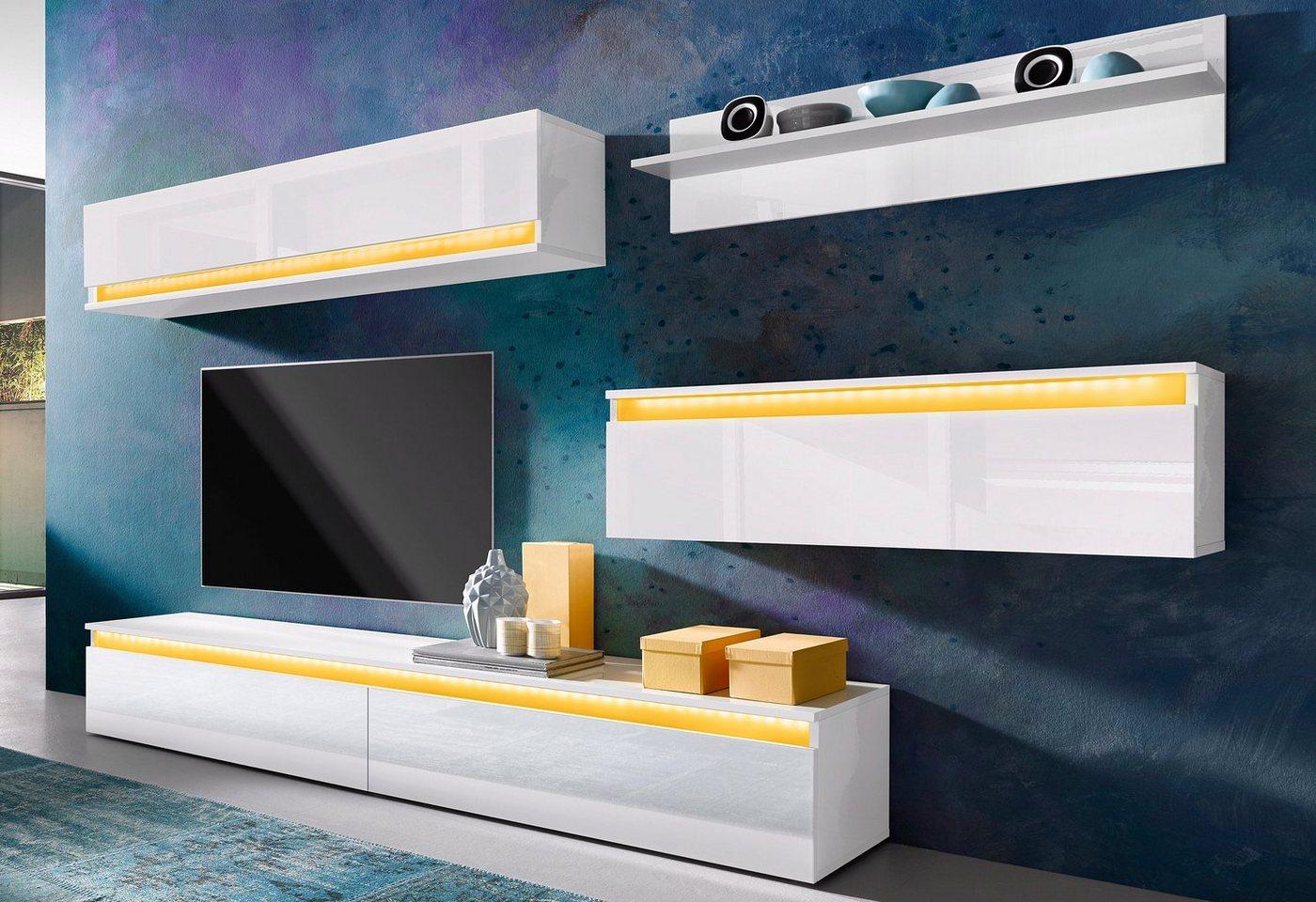 h nge lowboard preisvergleiche erfahrungsberichte und kauf bei nextag. Black Bedroom Furniture Sets. Home Design Ideas