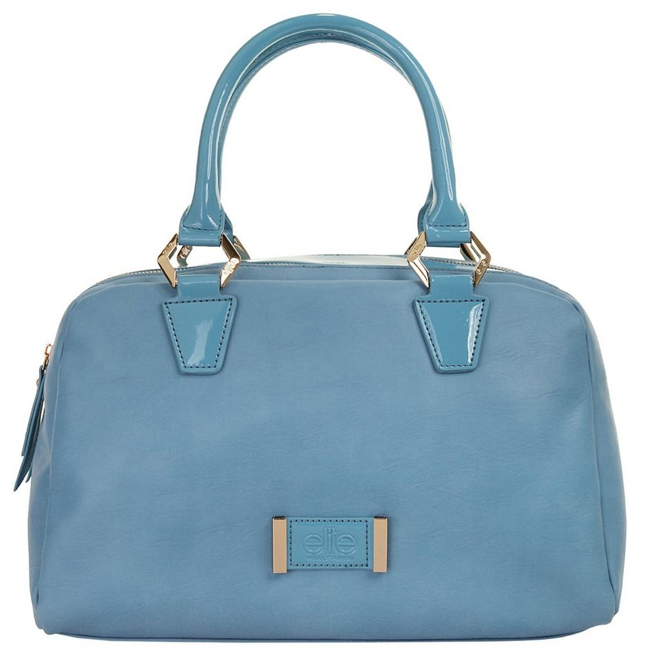 ELITE MODEN Damen Handtasche »Kelly« in blau