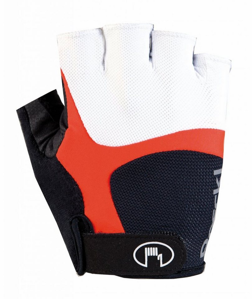 Roeckl Fahrrad Handschuhe »Badi Handschuh« in schwarz