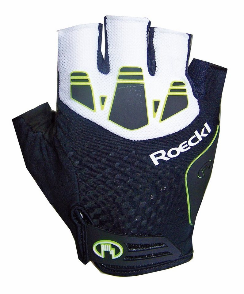 Roeckl Fahrrad Handschuhe »Indal Handschuh« in schwarz