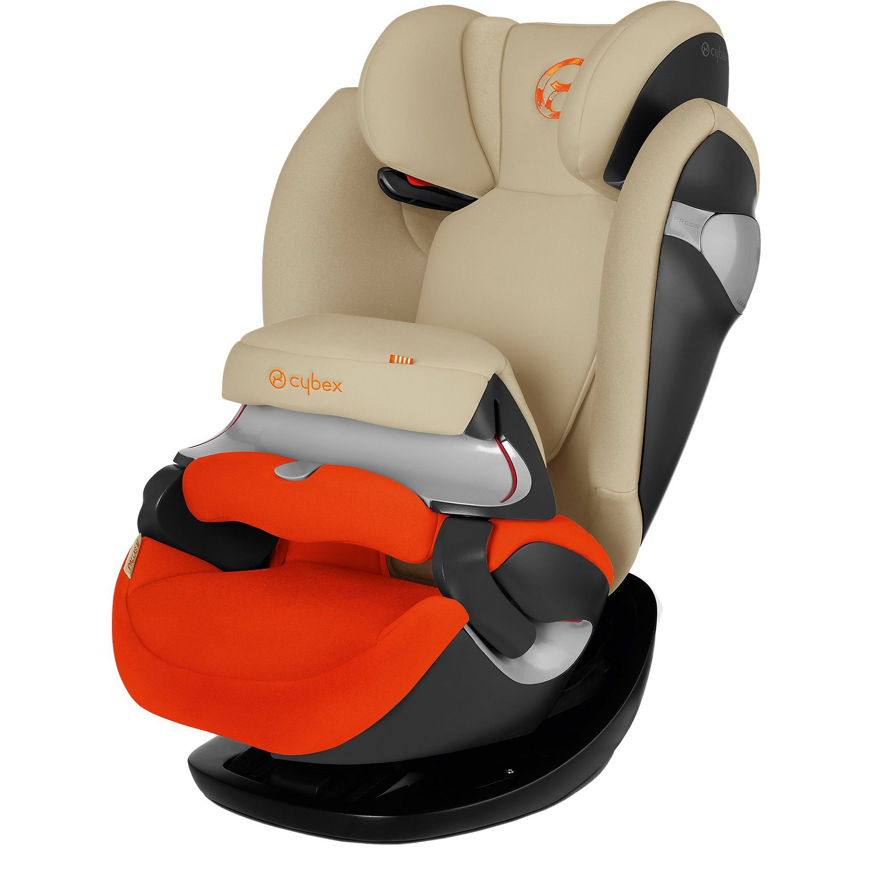 Cybex Auto-Kindersitz Pallas M, Gold-Line, Autumn Gold, 2016