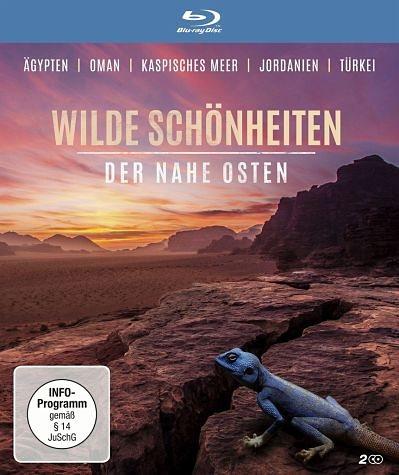 Blu-ray »Wilde Schönheiten - Der Nahe Osten (2 Discs)«