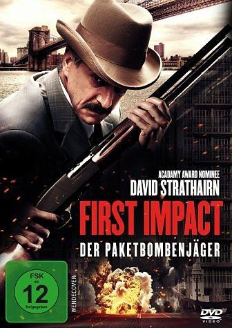 DVD »First Impact - Der Paketbombenjäger«