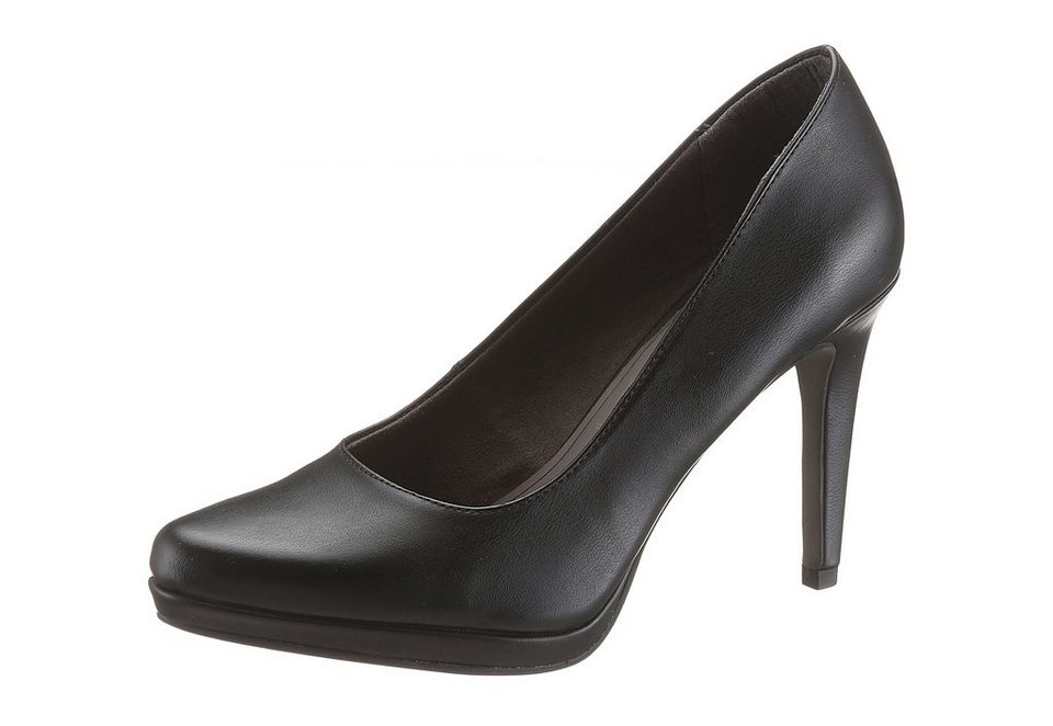 Tamaris High Heel Pumps in schwarz