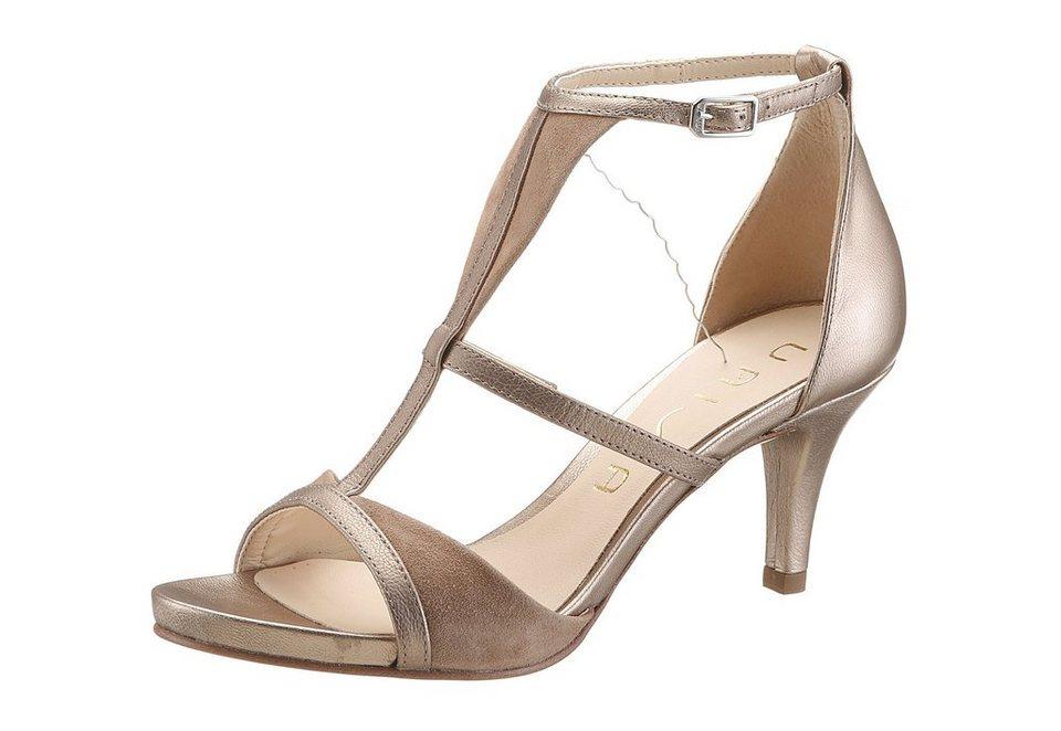Unisa Sandalette in taupe