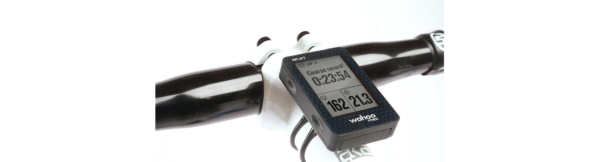 Wahoo Fitnesstracker »RFLKT Bike Computer für iPhone & Android«