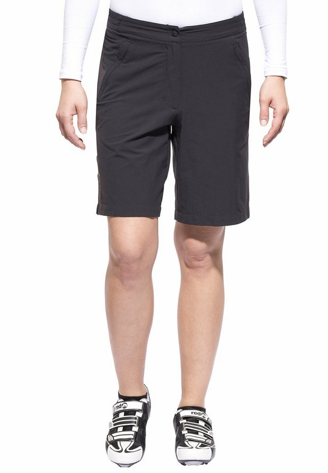 Odlo Radhose »PASSION Shorts Women« in schwarz