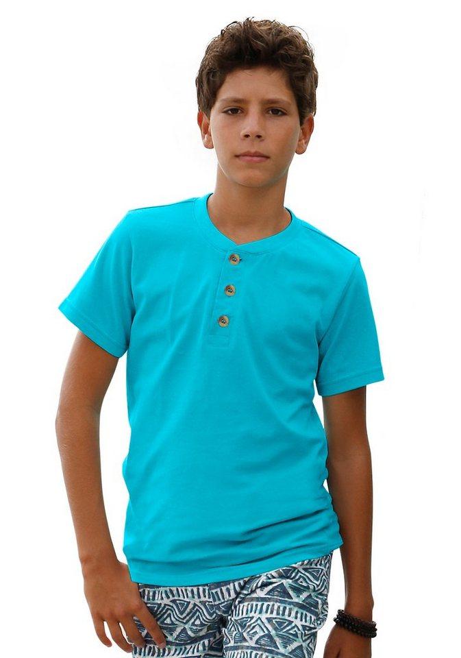 KIDSWORLD T-Shirt in türkis