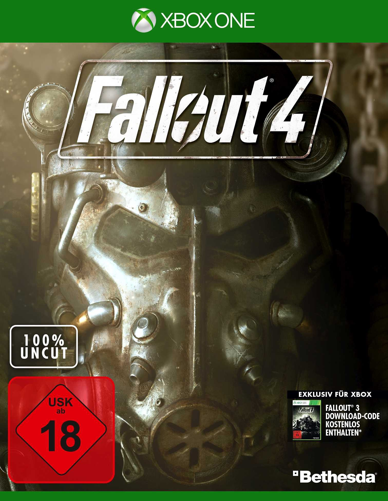 Fallout 4 Uncut Xbox One