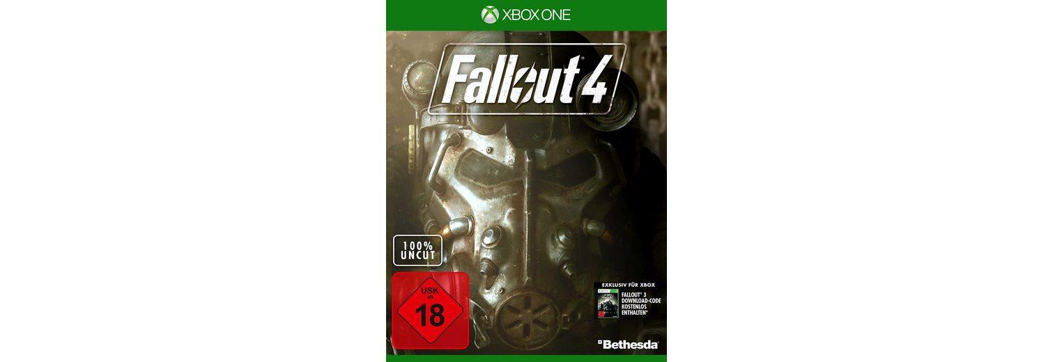 Fallout 4 Uncut Xbox One