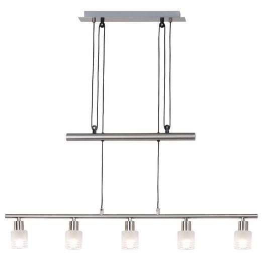 Brilliant Leuchten LED Pendelleuchte »LEA«, LED Hängelampe, LED Hängeleuchte