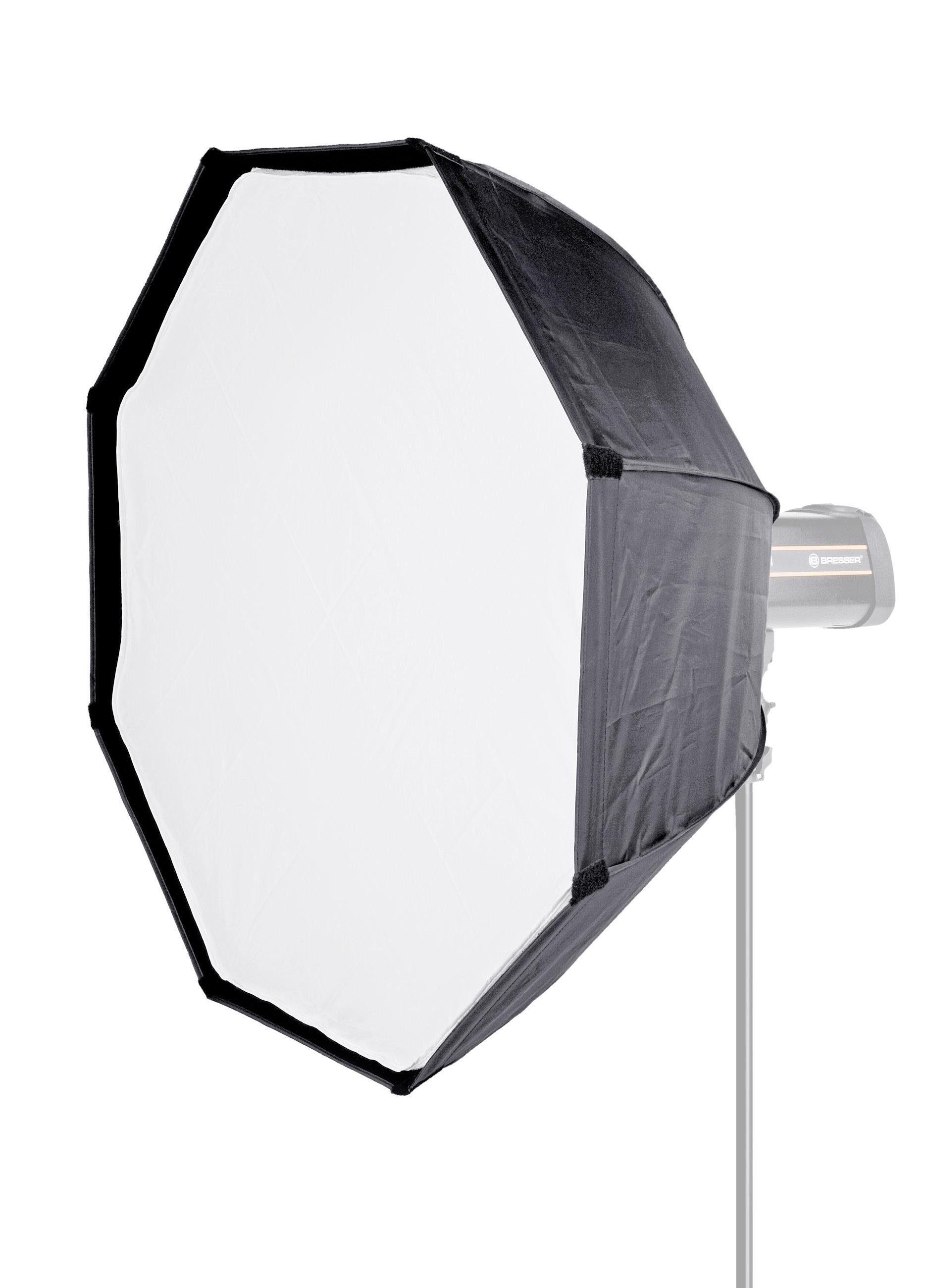 BRESSER Fotostudio »BRESSER SS-7 Octabox High Grade 120cm mit Wabengit«