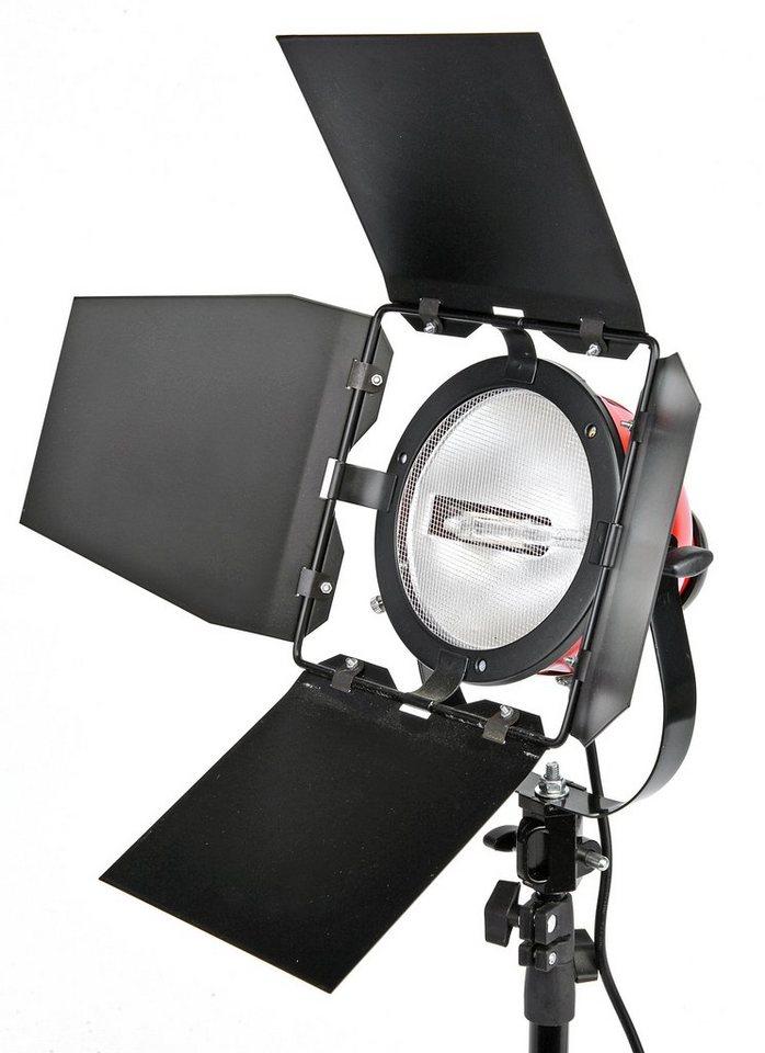 Bresser Fotostudio »BRESSER SG-800D Halogen-Studiolampe 800W + Dimmer«