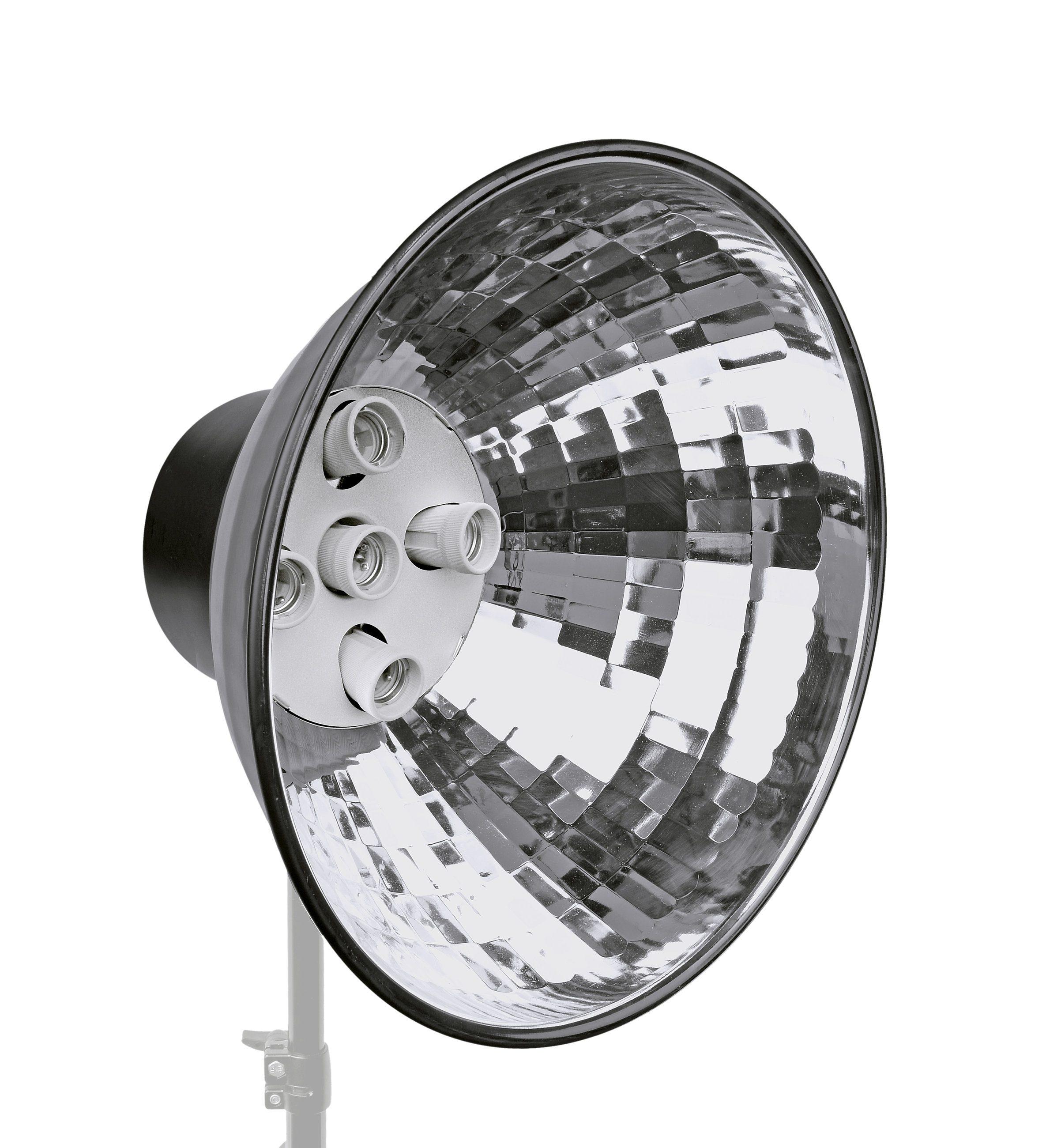 BRESSER Fotostudio »BRESSER Lampenhalter mit Reflektor für 5 Lampen«