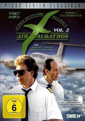DVD »Air Albatros - Vol. 2 (3 Discs)«