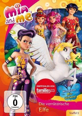 DVD »Mia and Me - Die verräterische Elfe«