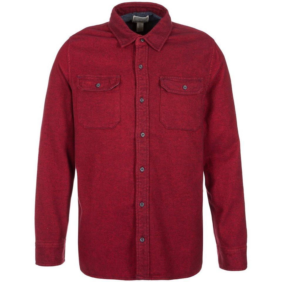 CONVERSE Static Flannel Hemd Herren in rot
