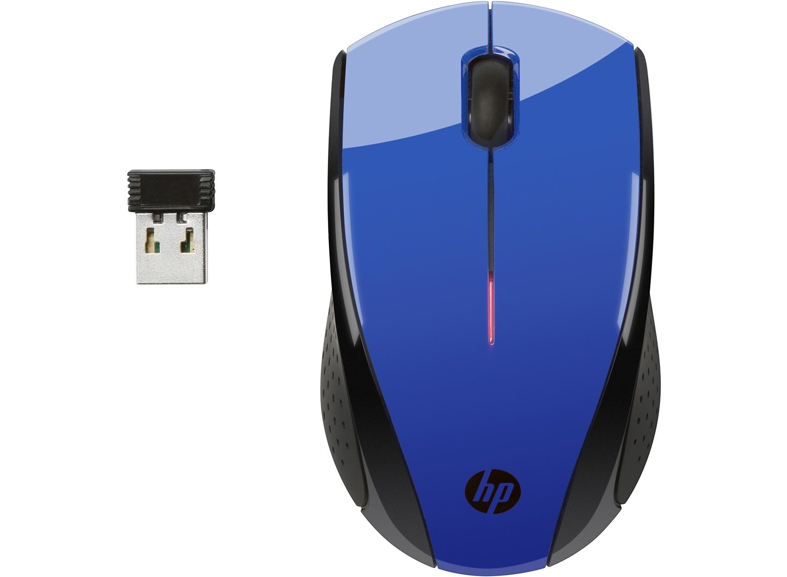 HP Maus »X3000 Wireless-Maus blau«