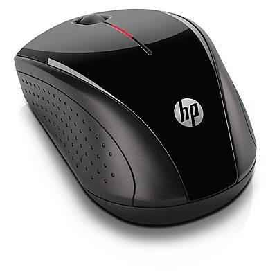 HP Maus »X3000 Wireless-Maus schwarz«