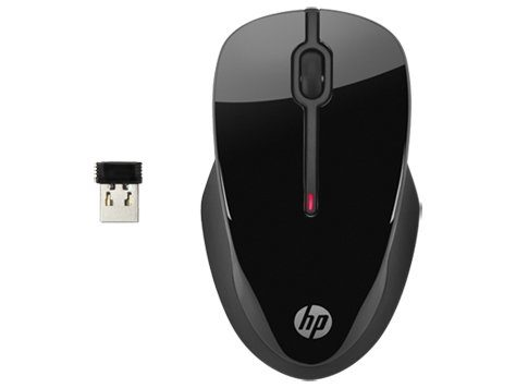 HP Maus »X3500 Wireless-Maus«