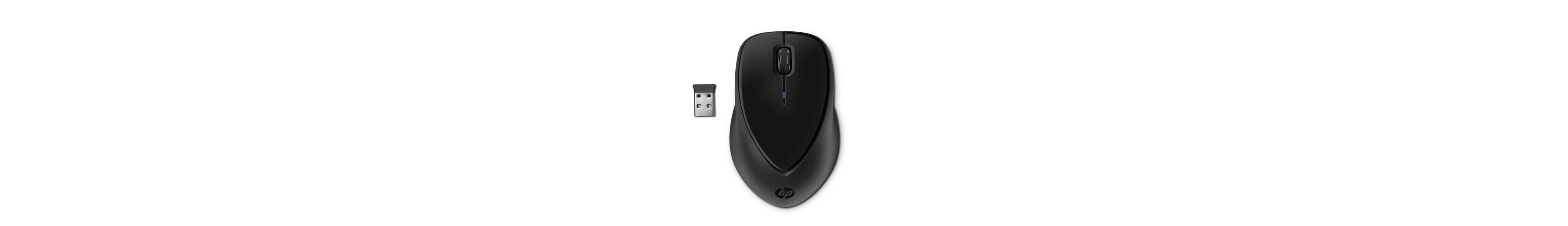 HP Maus »Comfort Grip Drahtlosmaus«