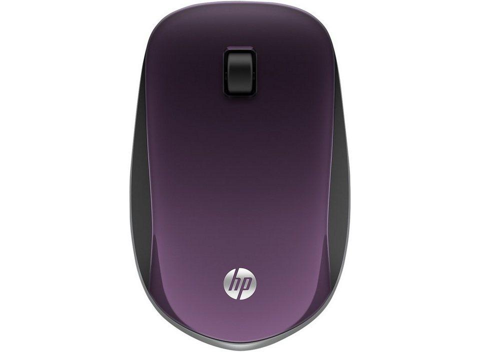 HP Maus »Z4000 Wireless-Maus violett«