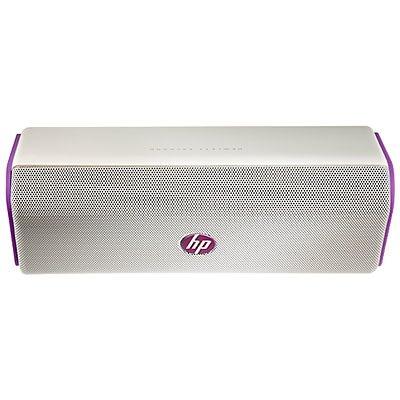 HP Audio & Multimedia »Roar Plus Bluetooth-Lautsprecher, violett«