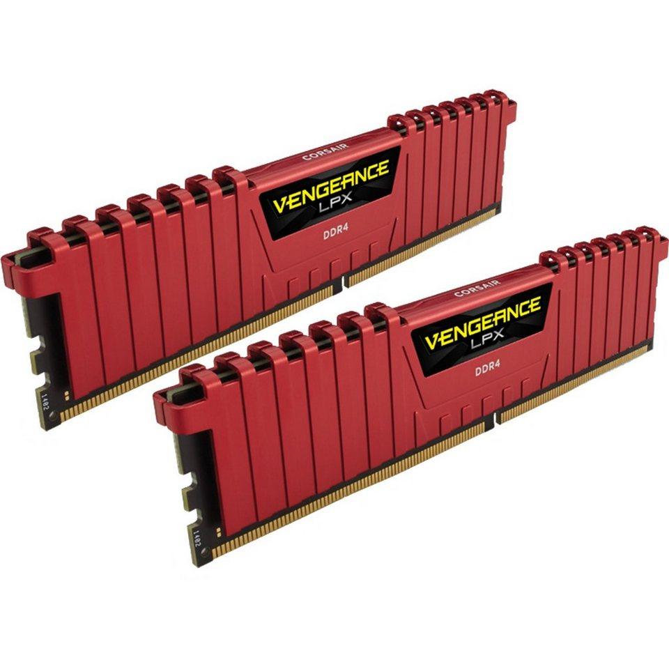 Corsair Arbeitsspeicher »DIMM 16GB DDR4-3200 Kit«