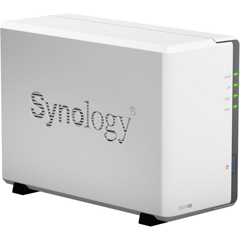 Synology NAS »DS216SE 2Bay NAS«