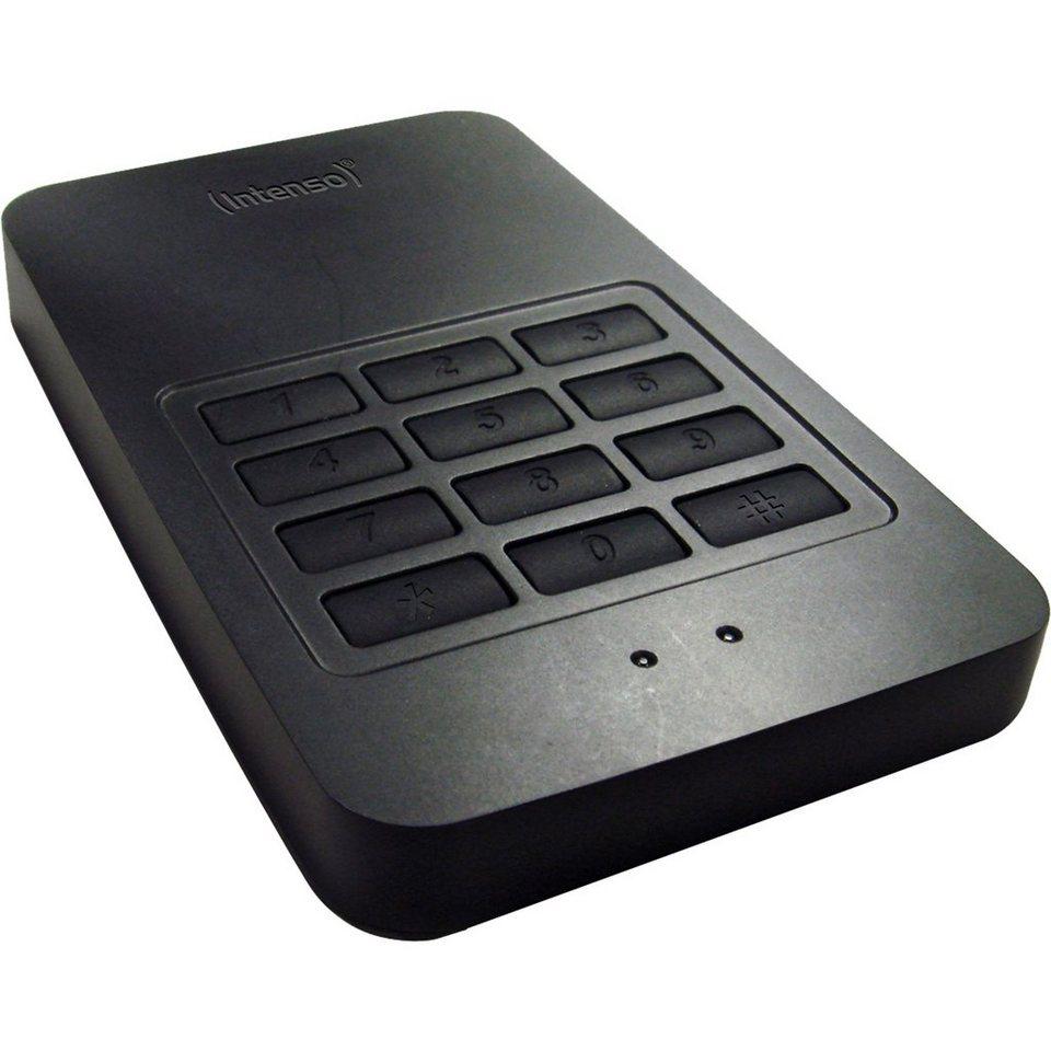 intenso festplatte memory safe securityedition 1 tb. Black Bedroom Furniture Sets. Home Design Ideas
