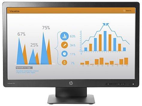 "HP Desktop Display »ProDisplay P232 58,4 cm (23"" ) Monitor«"