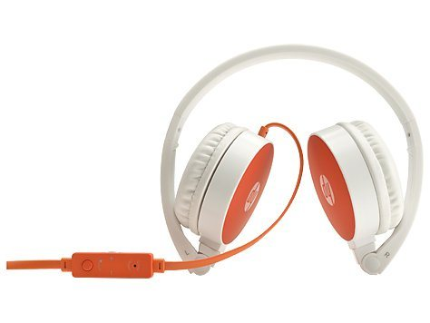 HP Headset »H2800 Headset orange«