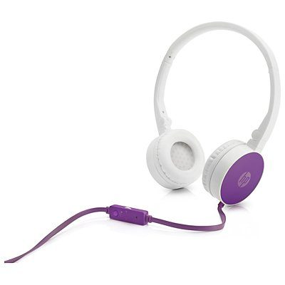 HP Headset »H2800 Headset purple«