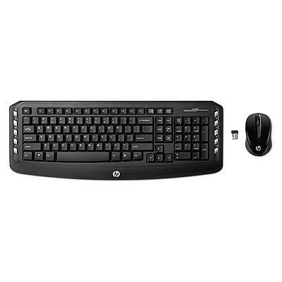 HP Maus und Tastatur »Classic Drahtloser Desktop«