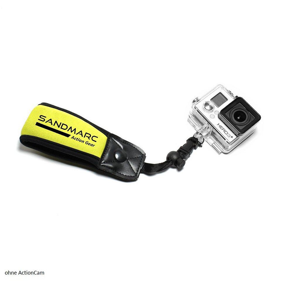 Sandmarc Befestigung für ActionCam »Floating Wrist Strap« in schwarz