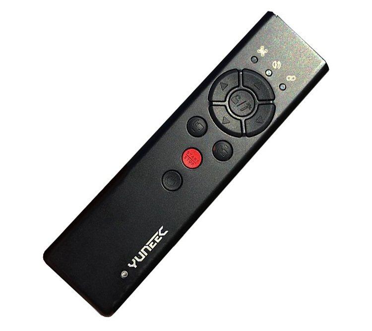 Yuneec GPS Tracking Fernsteuerung »Wizard Stick - Flug Controller« in schwarz