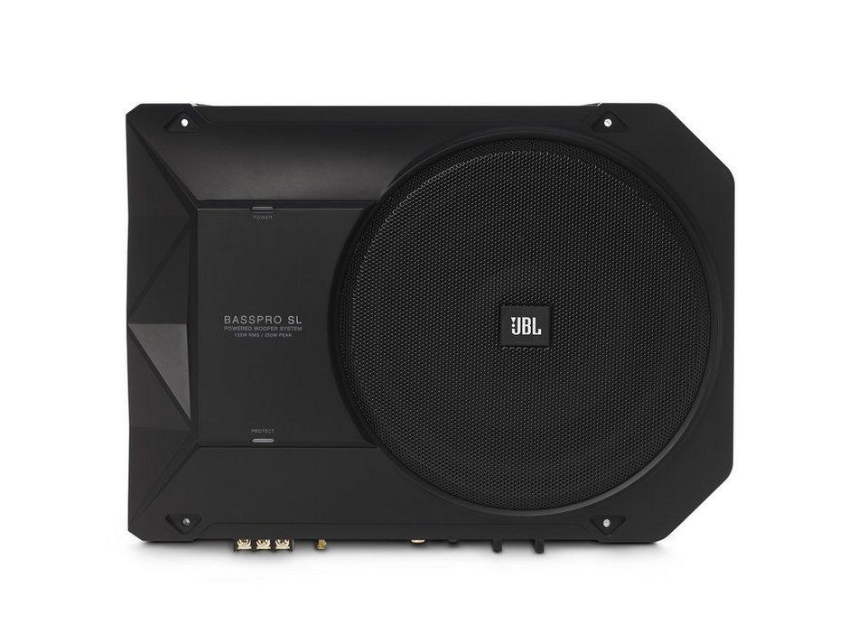 JBL Subwoofersystem »Bass Pro SL« in schwarz