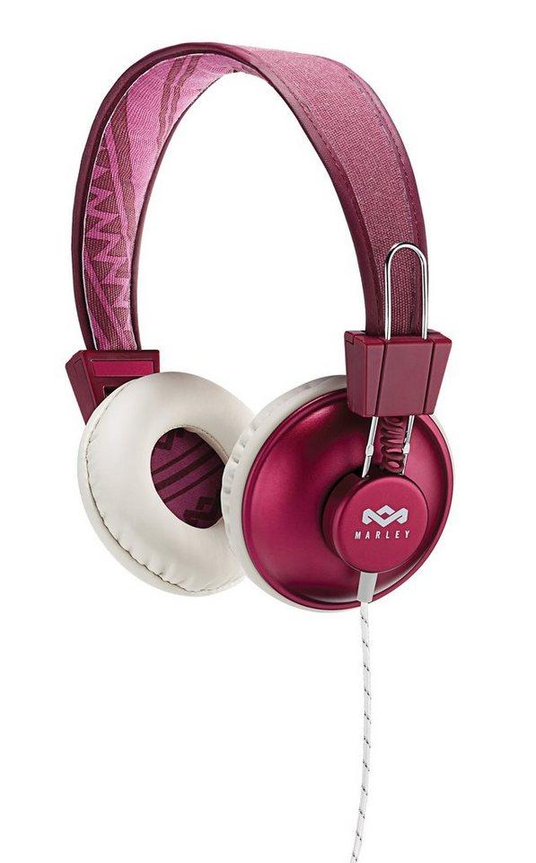 Marley On Ear Kopfhörer »EM-JH011« in purple