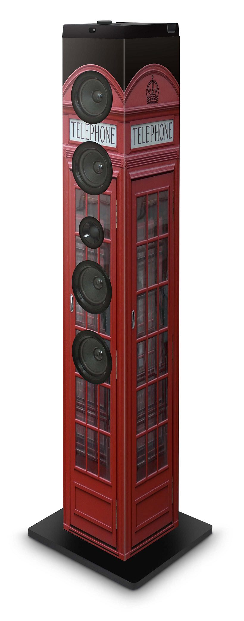bigben Multimedia Lautsprecher »Sound Tower TW7 - Phone Box«