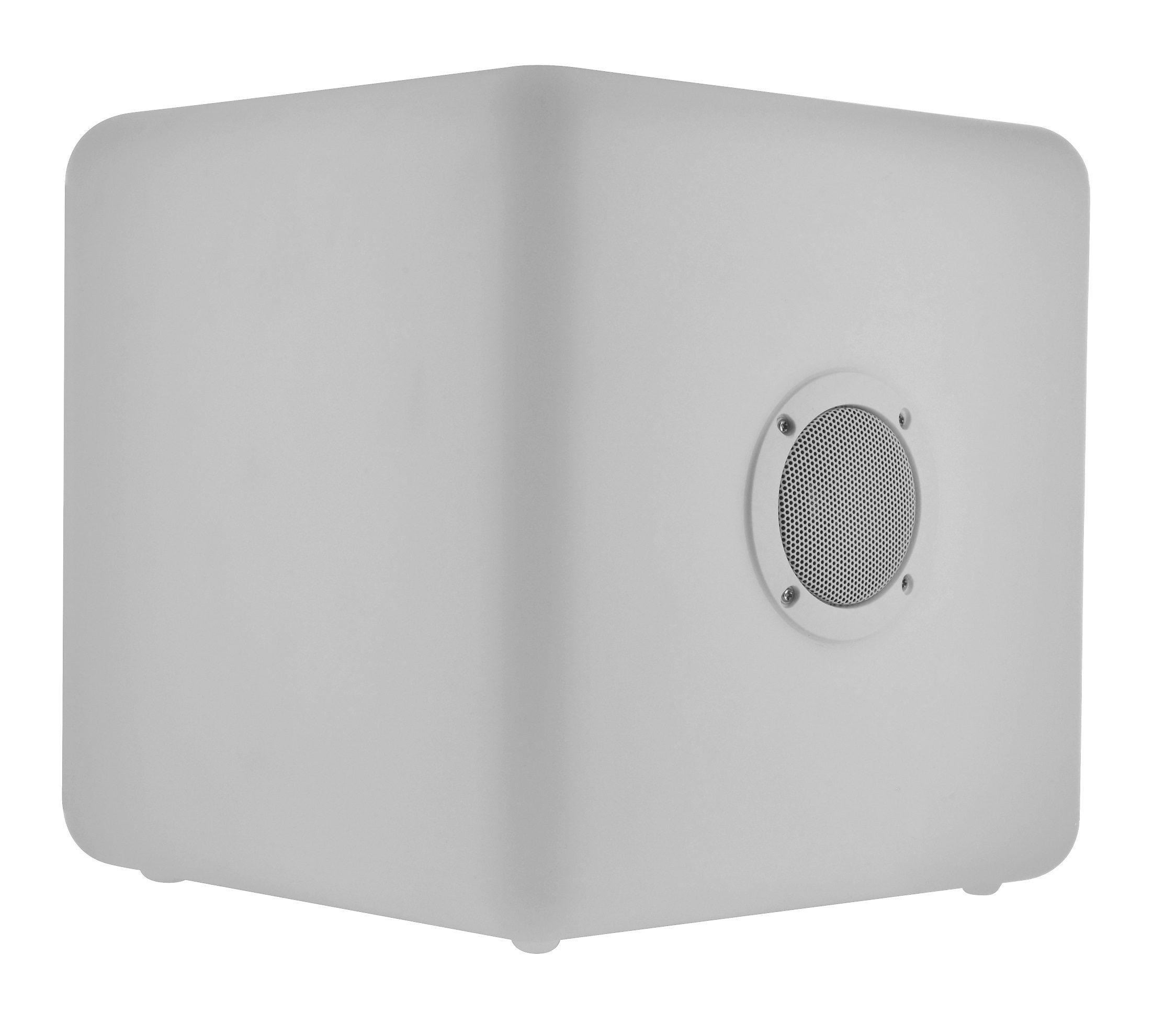 bigben Bluetooth Lautsprecher Würfel »Outdoor Speaker Color Cube - S«