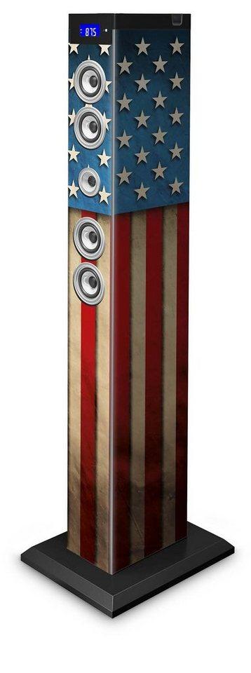 bigben 2.1 Multimedia Lautsprecher »Sound Tower TW9 - USA«
