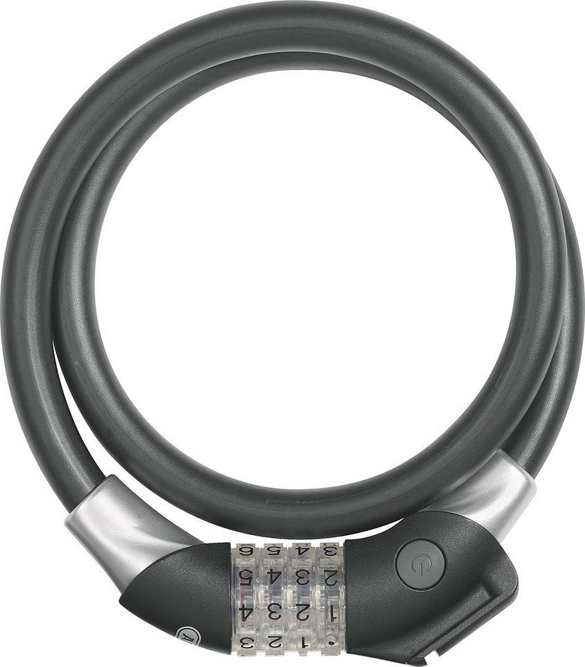 ABUS Fahrradschloss »Raydo Pro 1440/85 Spiralkabelschloss TexKF«