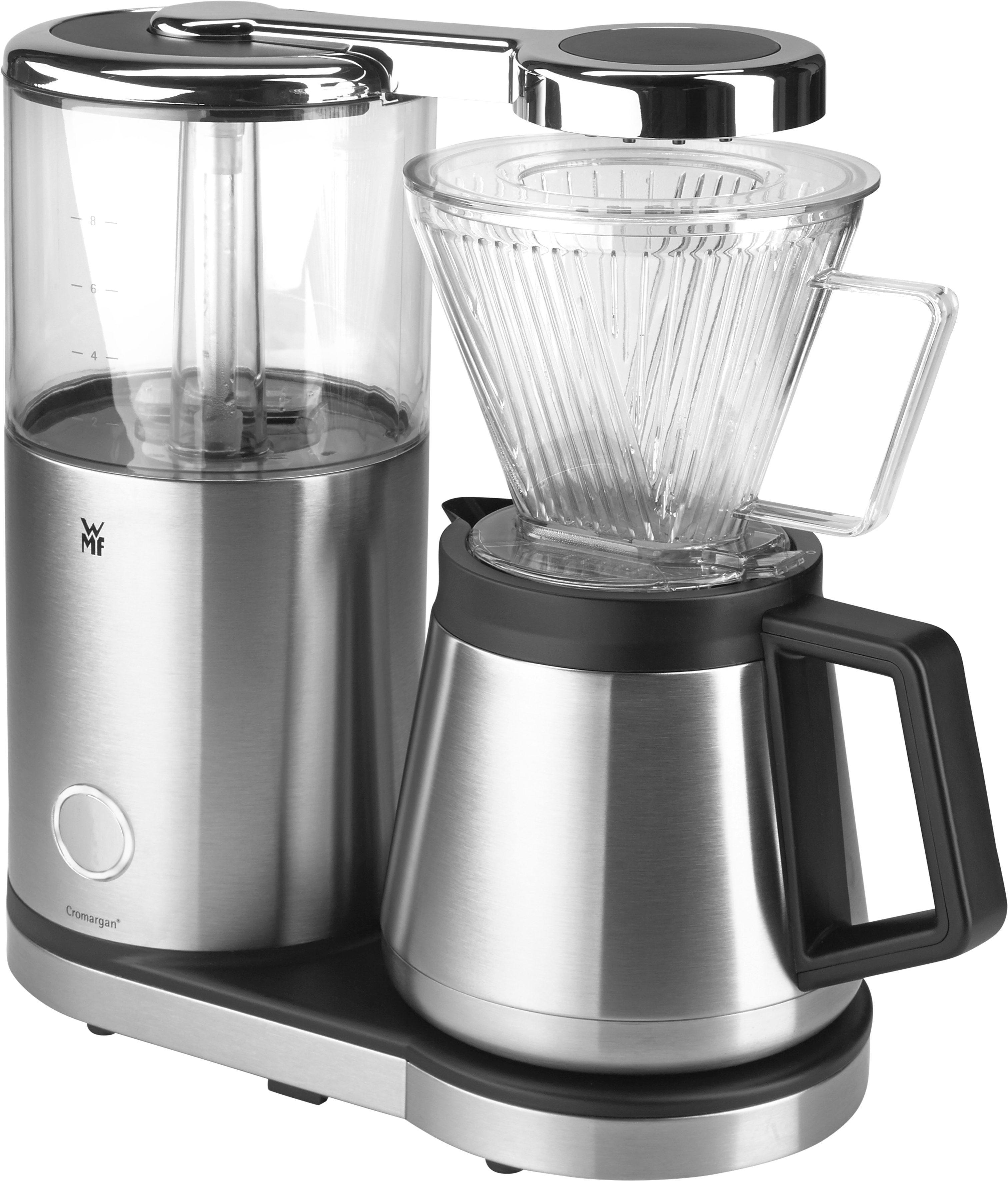 WMF Kaffeemaschine »AromaMaster Thermo«, für 1,0 Liter, 1400 Watt, Cromargan® matt