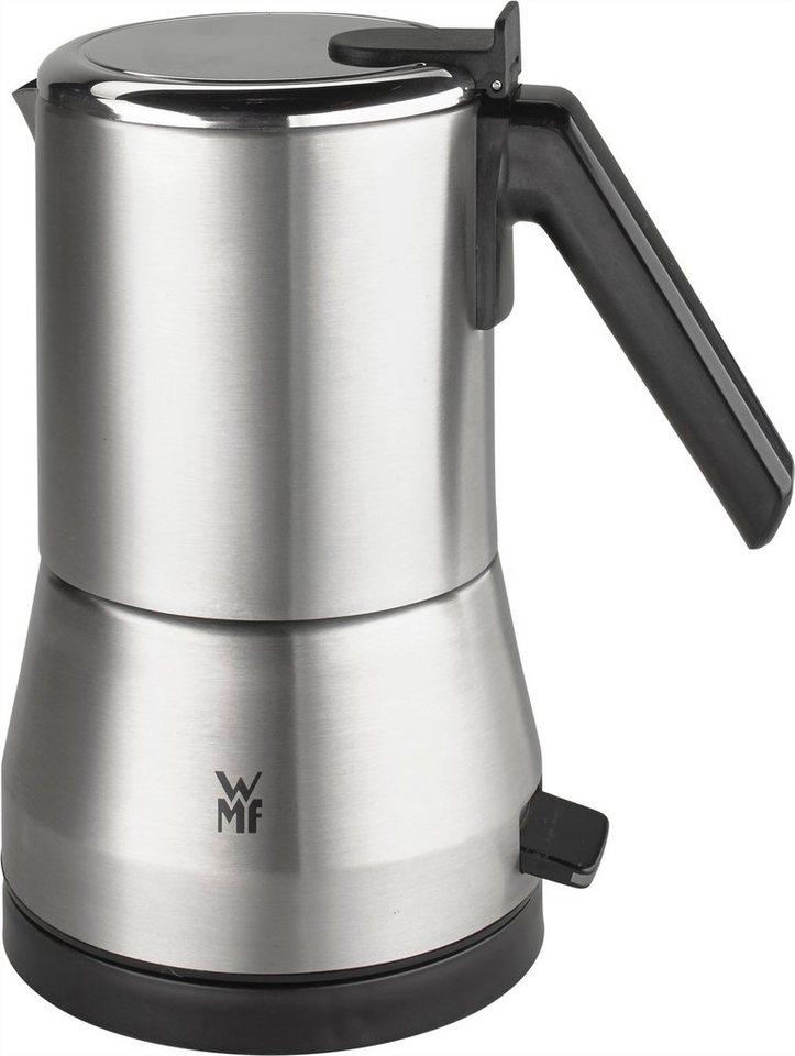 WMF KÜCHENminis® Espressokocher für 2-4 Tassen, Cromargan® matt in Cromargan® matt